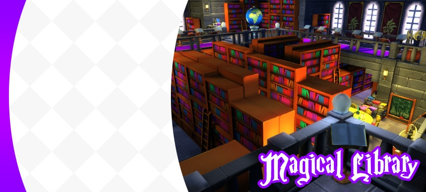 پکیج Magical Library