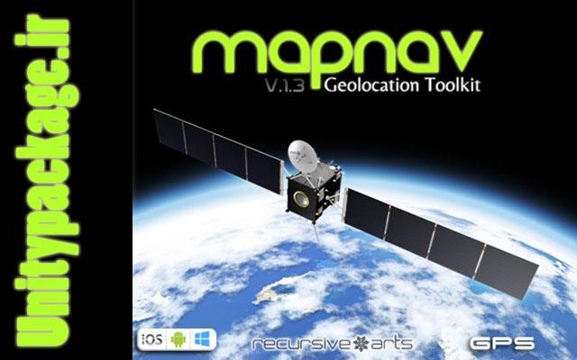 MapNav - Geolocation Toolkit 1.2 (unitypackage.ir)