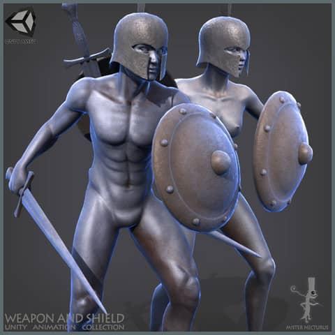 پکیج Medieval Animations Mega Pack