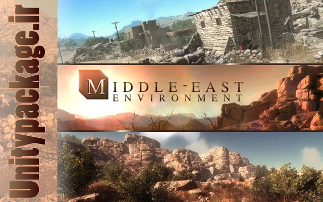 Middle-East Environment (unitypackage.ir)
