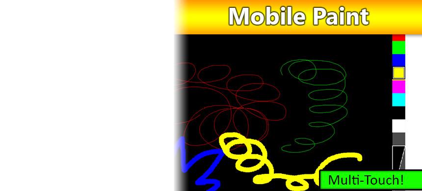 پکیج Mobile Paint