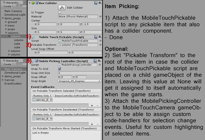 پکیج Mobile Touch Camera