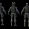 پکیج Modern Solider Squad (Animated)