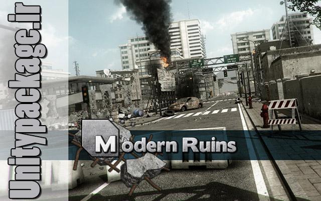 ModernRuins (unitypackage.ir)