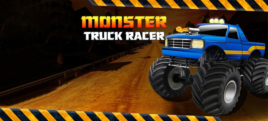 پکیج Monster Truck Racer