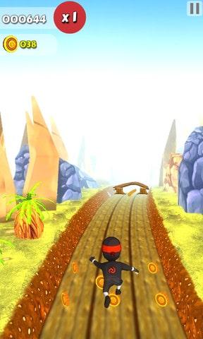 پکیج Nano Ninja Run - تصویر شماره 4