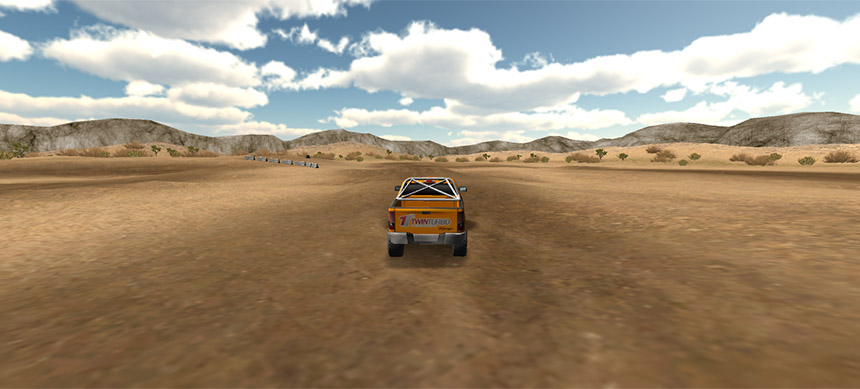 پکیج Off Road Truck Racing Kit