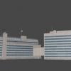 پکیج Office Buildings Set