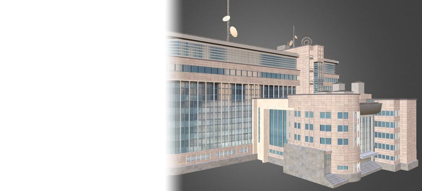 پکیج Office Buildings Set
