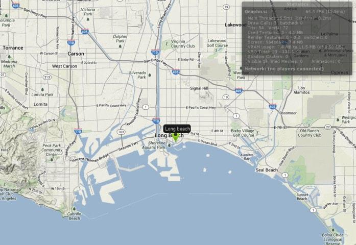 پکیج Online Maps