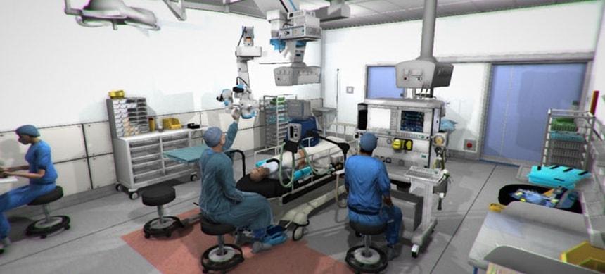پکیج Operating Room