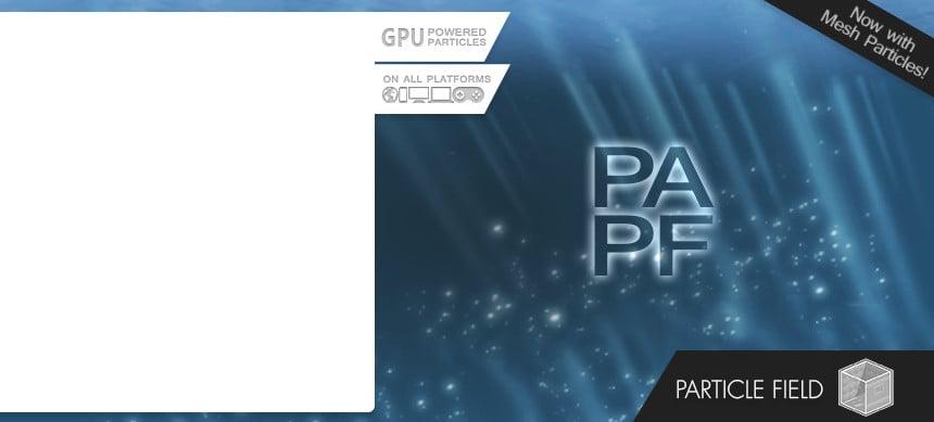 پکیج PA Particle Field
