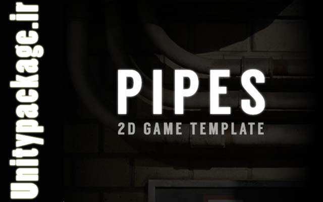 Pipes 2D Game Template (unitypackage.ir)
