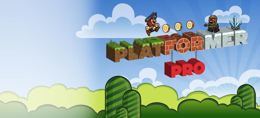 پکیج Platformer PRO