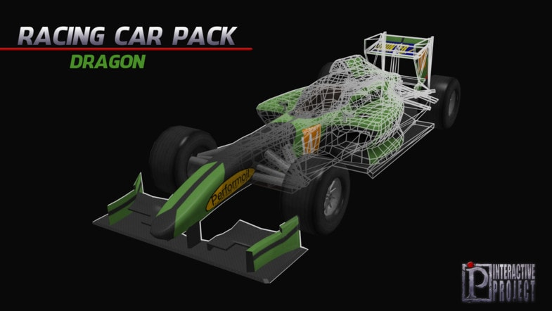 پکیج Racing Car Pack
