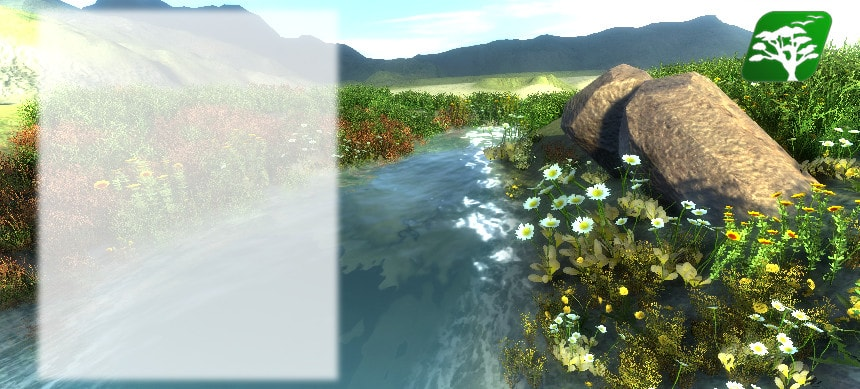 پکیج Realistic Grass and Bush Pack2