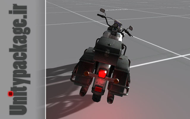 پکیج Realistic Motorcycle Controller 1.2