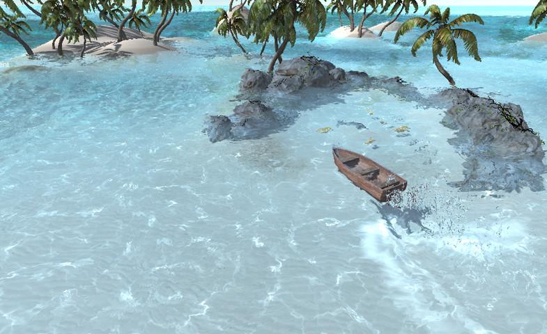 پکیج Realistic Water