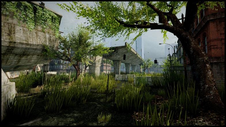 پکیج RevelationZ - Post Apocalyptic Environment Set