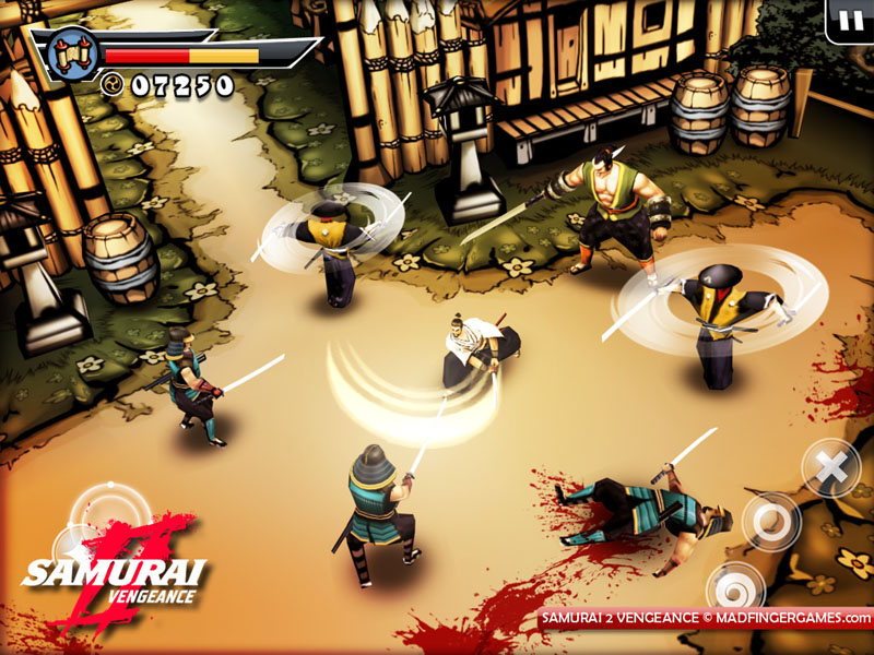 پکیج Samurai 2 Vengeance