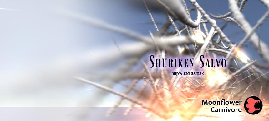 پکیج Shuriken Salvo