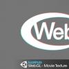 پکیج Simple MovieTextures for Unity WebGL