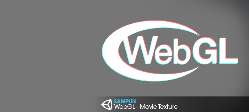 پکیج Simple MovieTextures for Unity WebGL