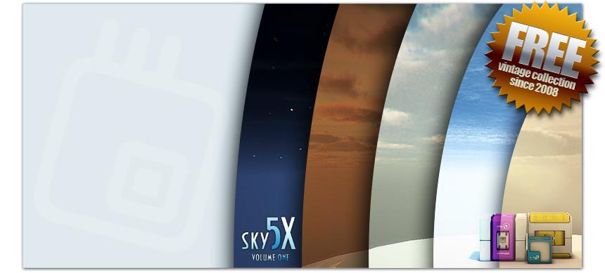 پکیج Sky5X One