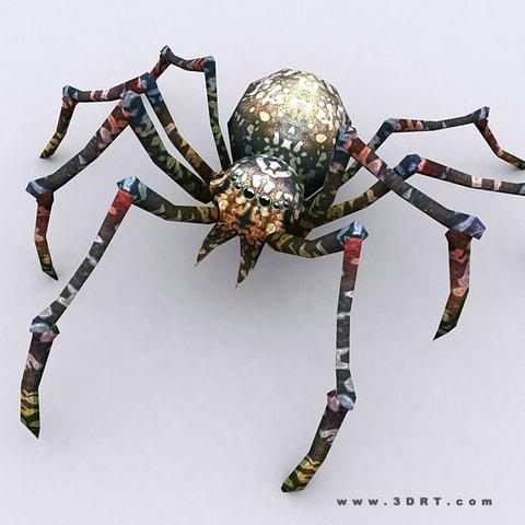 پکیج Spiders Pack