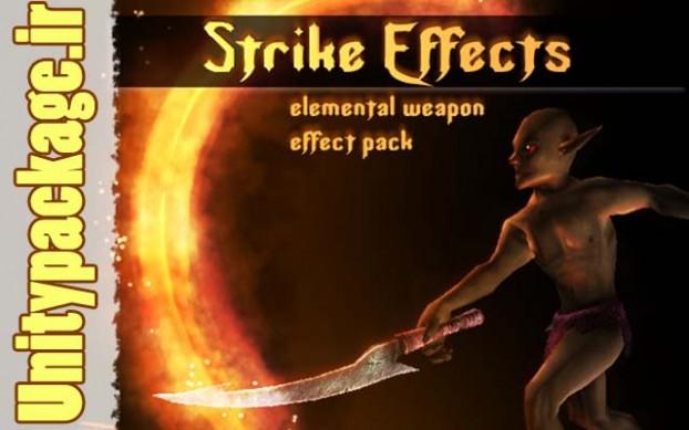 Strike Effects 1.0 (unitypackage.ir)