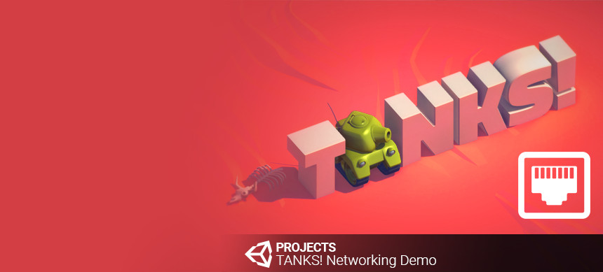 پکیج TANKS! Networking Demo