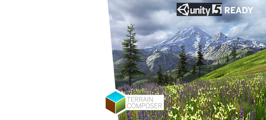 پکیج TerrainComposer
