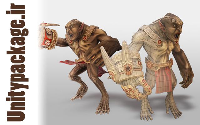 پکیج The Earthborn Troll 1.0.3