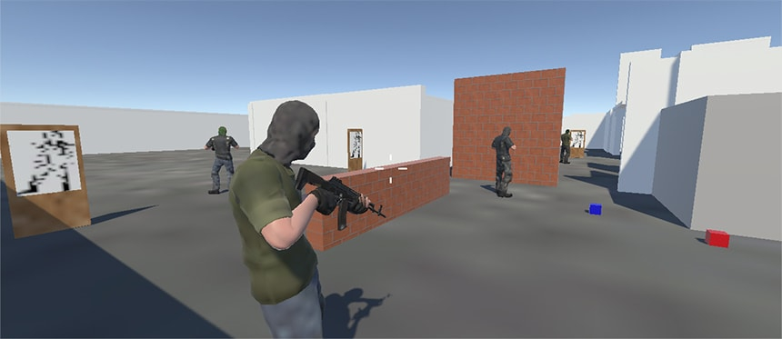 پکیج Third Person Shooter Redux