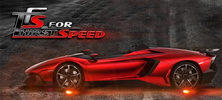 پکیج Thirst Of Speed