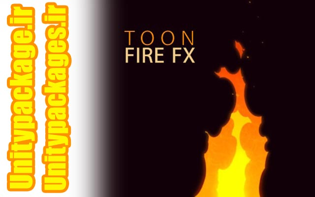 پکیج Toon Fire FX