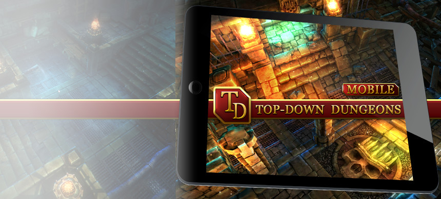 پکیج Top-Down Dungeons Mobile