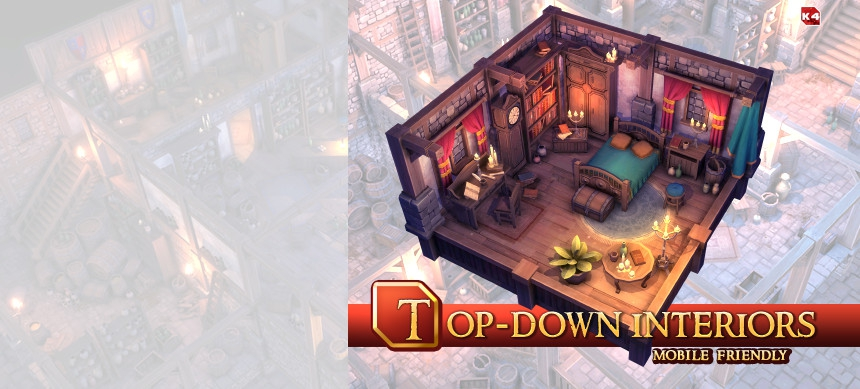 پکیج Top-Down Interiors