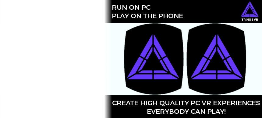 پکیج Trinus, PC VR for Unity (with Sample Scene)