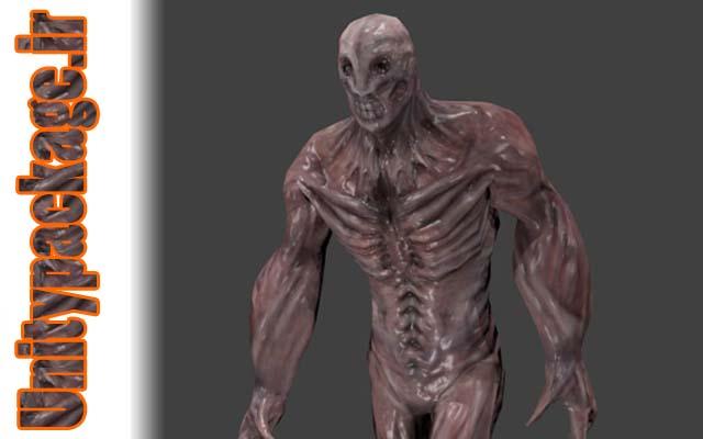 Tyrant Zombie Revised (unitypackage.ir)