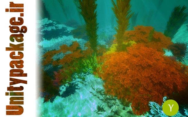 Underwater Plants 1.0 (unitypackage.ir)