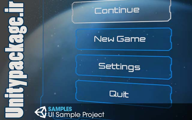 Unity Samples UI 1.1 (unitypackage.ir)