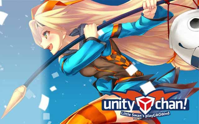 پکیج Unity-chan! model