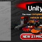 پکیج UnityCar 2.1 Pro