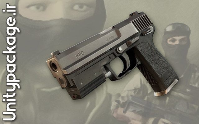 پکیج WA: Pistol 1.0