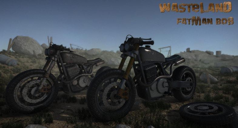پکیج Wasteland (Part II)