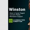 پکیج Winston - iClone Character