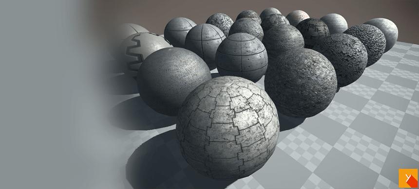 پکیج Yughues Free Concrete Materials