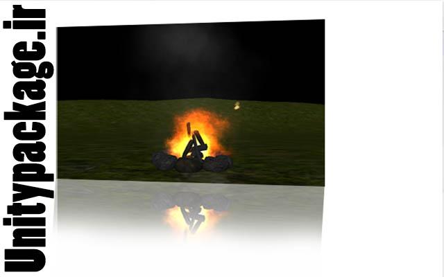 پکیج campfire